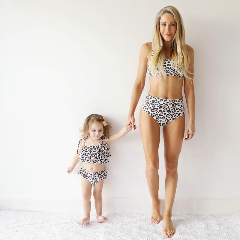 POPPY Set // Safari Leopard