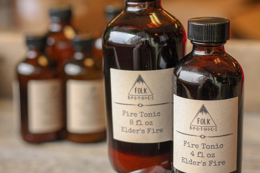 Epizootie and Fire Tonic