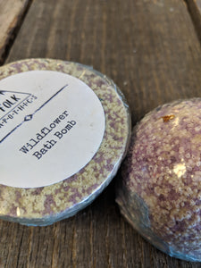 Wildflower Bath Bomb