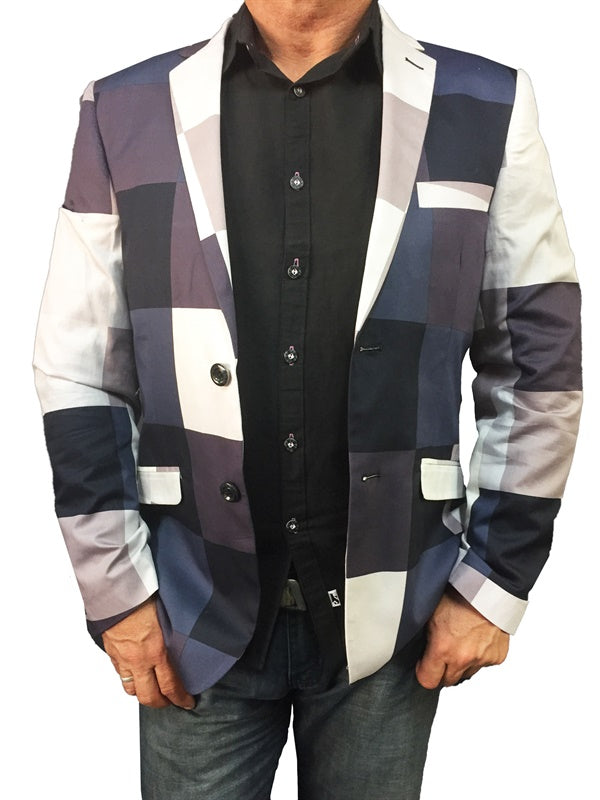 Harlequin Jacket