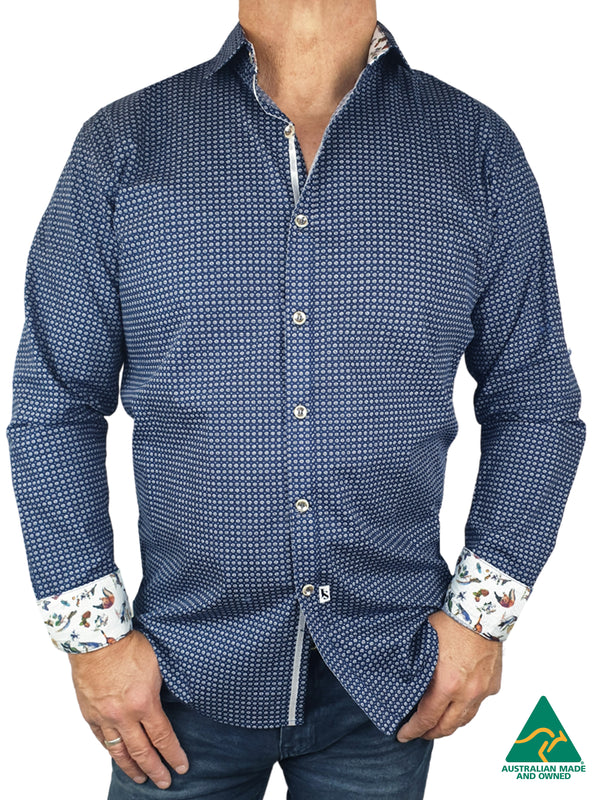 Bath Long Sleeve Shirt