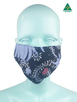 Bluebottle Reversible & Reusable Face Mask