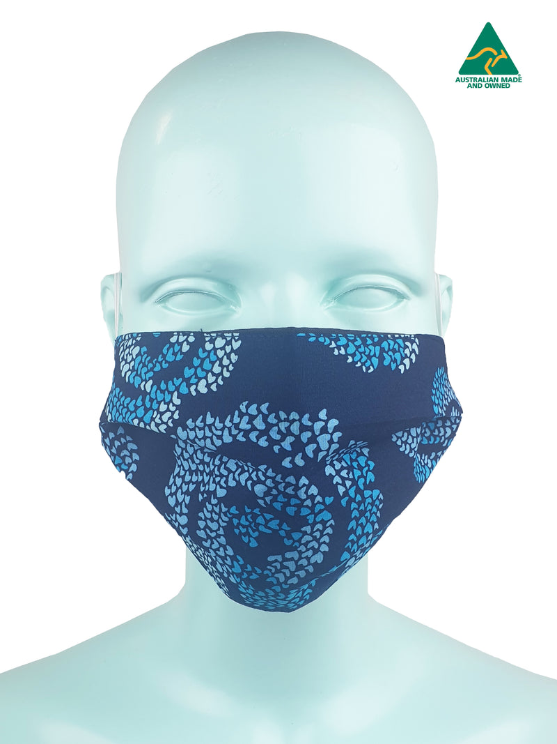 Cosmic Reversible & Reusable Face Mask