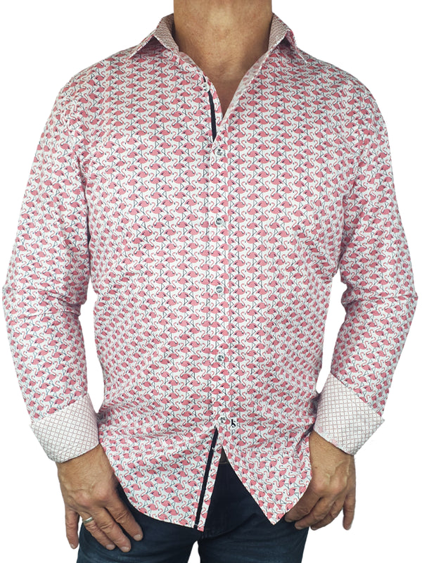 Flamboyance Long Sleeve Shirt