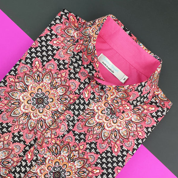 Mandala Long Sleeve Shirt
