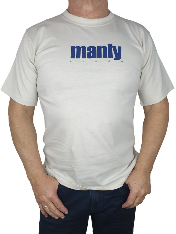 Manly Stone Printed T-Shirt