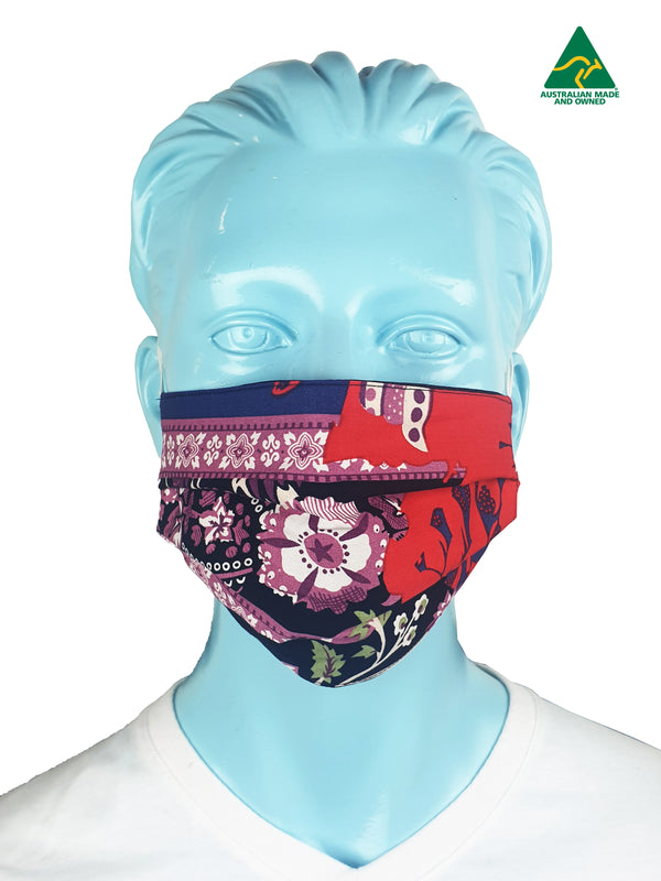 Mishmash Reversible & Reusable Face Mask
