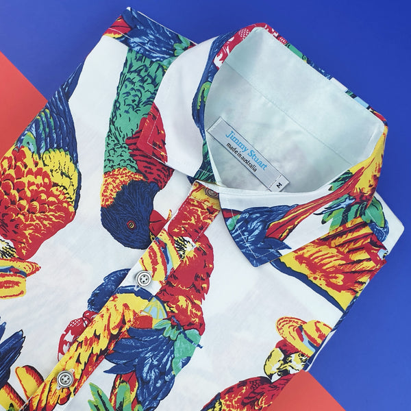 Parrots Short Sleeve Shirt