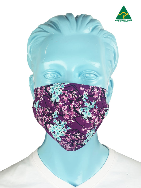 Sakura Reversible & Reusable Face Mask