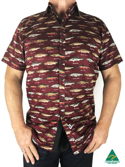 Sinker Short Sleeve Big Mens Shirt
