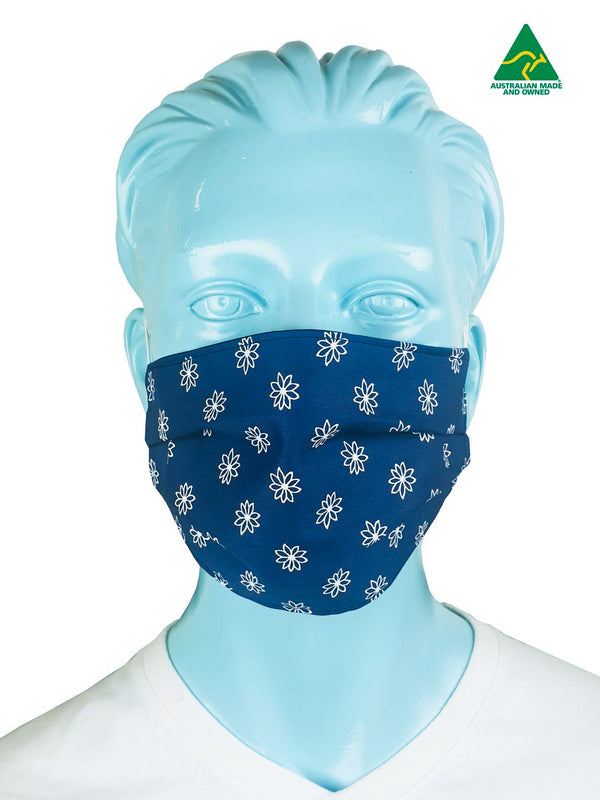 Star Reversible & Reusable Face Mask