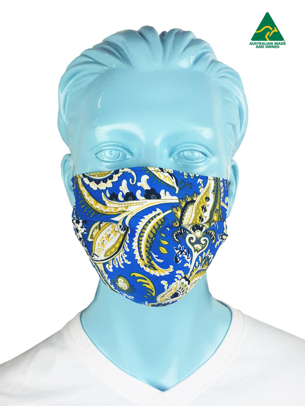 Stingray Reversible & Reusable Face Mask