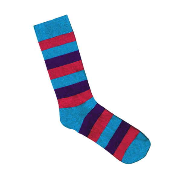 Stripe Unisex Socks