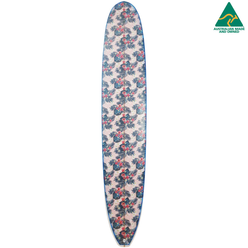 Limited Edition Aloha Surfboard 9'2