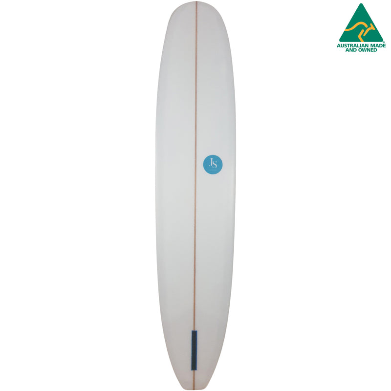 Limited Edition Tequila Sunrise Surfboard 9'2