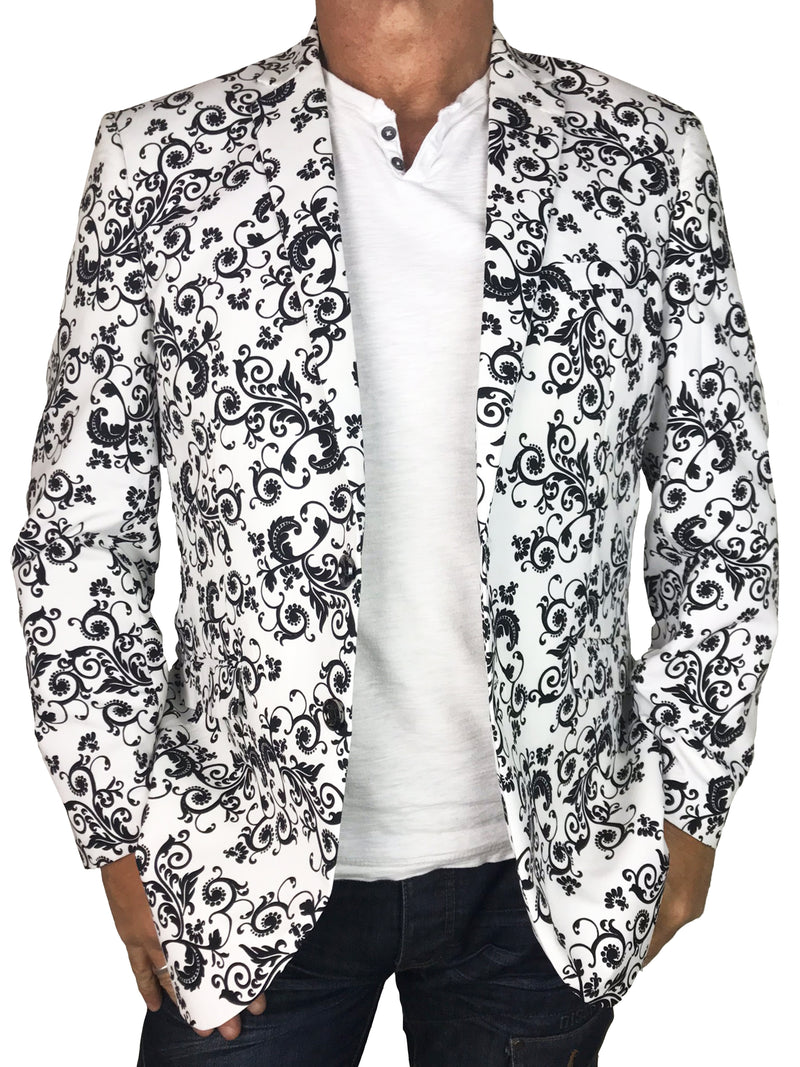 Swirl Sports Coat