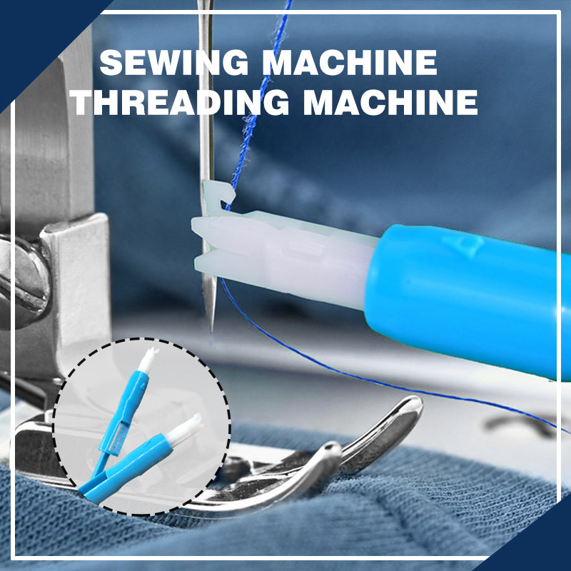 Best Gift :Needle Threading Tool for Sewing Machine