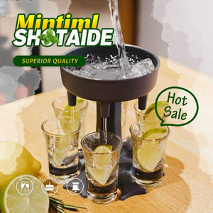 6 Shot Dispenser and Holder