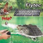 Remote Control Electric Crocodile Head