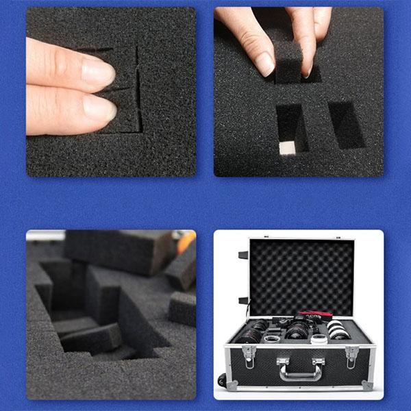 Folding Shockproof DIY Sponge