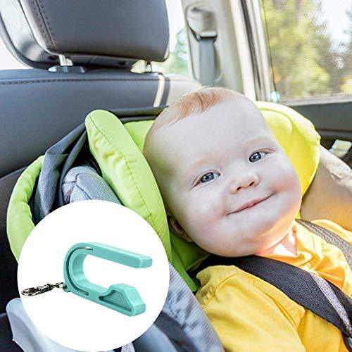 The best tool for your child: The Car Seat Key