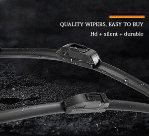 Boneless Windshield Wiper Blades