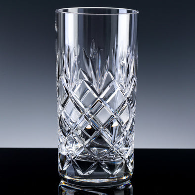 Inverness Crystal Traditional - Fully Cut - 12oz Hiball, Blue Box (not suitable for engraving)