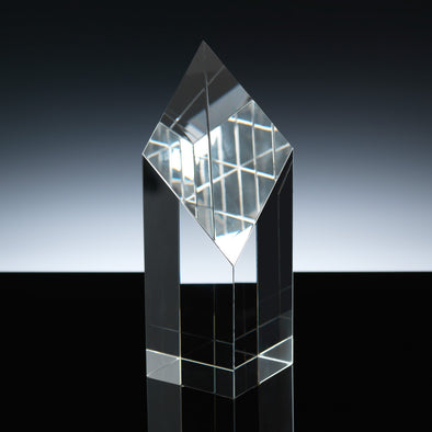 "Whitefire Optical Crystal 7"" Fort William Column Award"