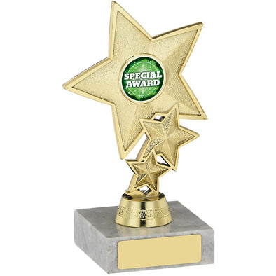 Star Trophy Holder 15cm