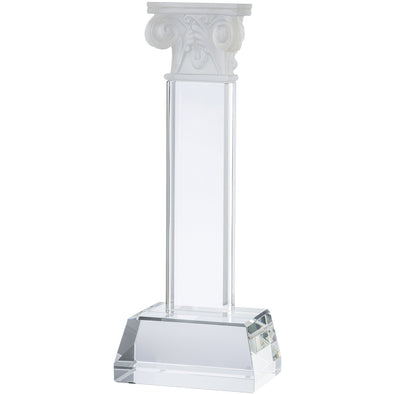 Optical Crystal Pillar - 11.5in