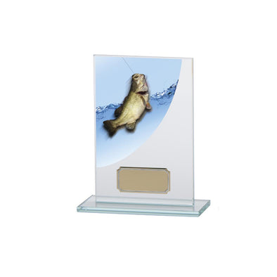 Colour Curve Angling Jade Glass Award 140mm