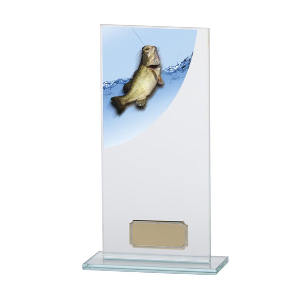 Colour Curve Angling Jade Glass Award 200mm