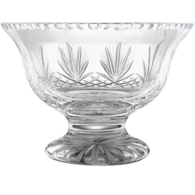 Hand Cut Crystal Bowl 4in x 5.5in