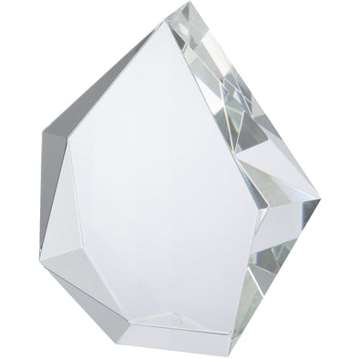 3in Crystal Award (Boxed)