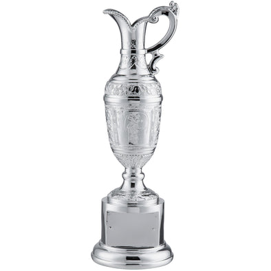 12.5in St Andrews Golf Jug Award - Electroplated Silver Finish