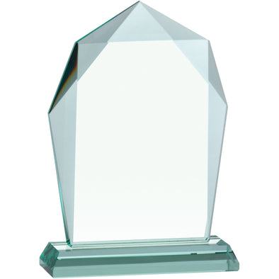 JADE GLASS PEAK AWARD 20cm