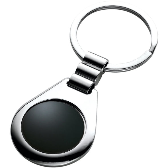 Engravable Keyring Also Takes 25mm Insert