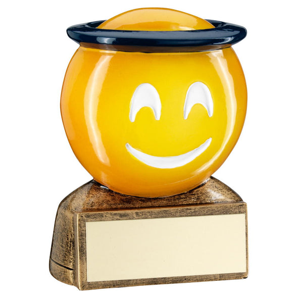 HALO EMOJI TROPHY - 2.75in