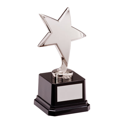 The Challenger Star Silver Award 165mm