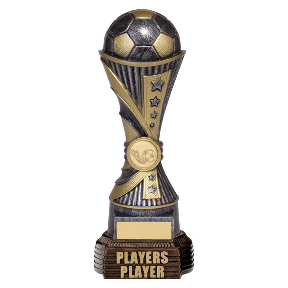 All Stars Football Players Player Antique Silver & Gold 260mm