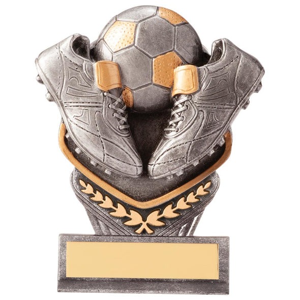 Falcon Football Boot & Ball Award 105mm