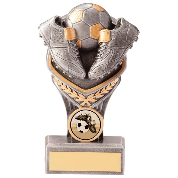Falcon Football Boot & Ball Award 150mm