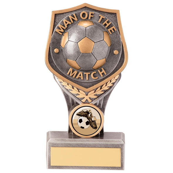 Falcon Football Man Of The Match Award 150mm