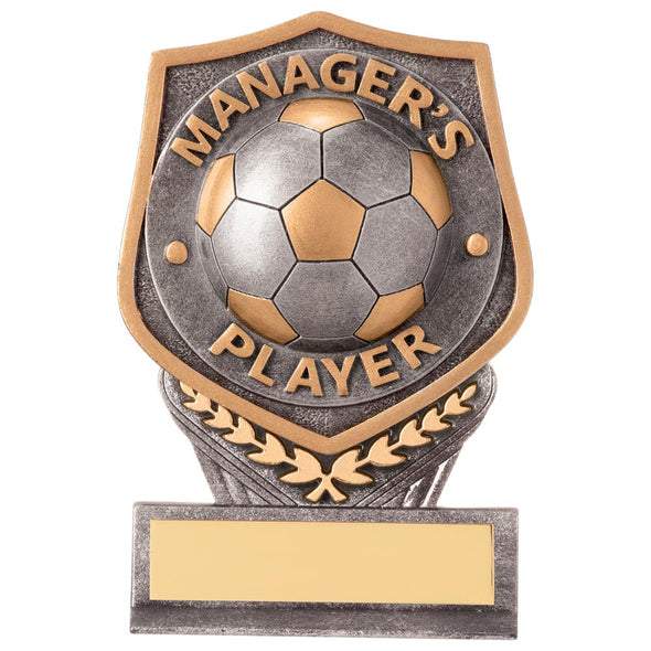 Falcon Football Manager's Player Award 105mm