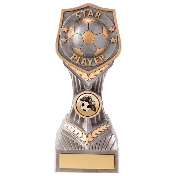 Falcon Football Star Player Award 190mm