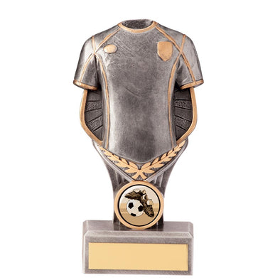 Falcon Football Shirt Award 150mm