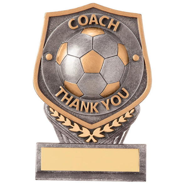 Falcon Football Coach - Thank You Award 105mm