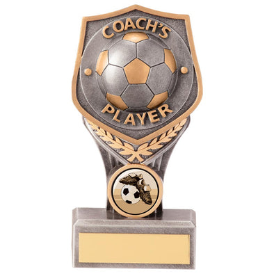 Falcon Football Coach's Player Award 150mm