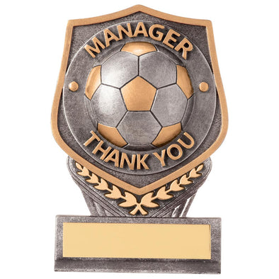 Falcon Football Manager Thank You Award 105mm