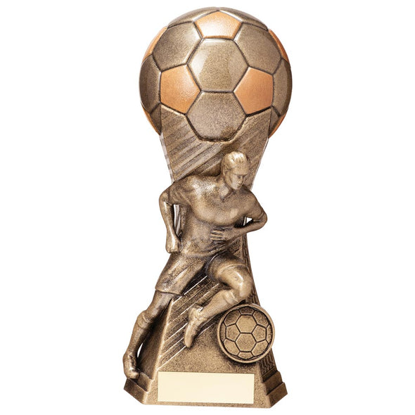 Trailblazer Football Male Award Classic Gold 190mm